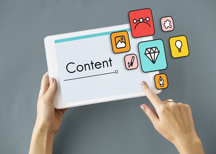 Use content that you have already shared elsewhere