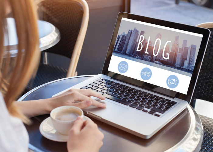 Improve your site SEO by writing blog posts