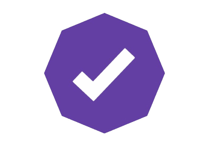 How to Get Verified on Twitch? a Purple checkmark