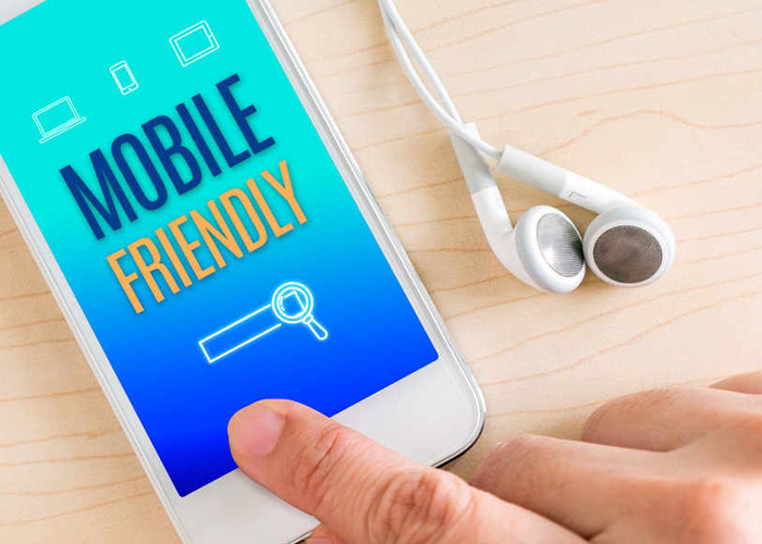 What is the meaning of Mobile Friendly ?