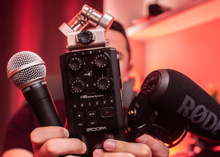 Sound Quality in DSLR microphones