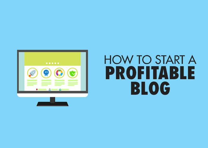 How to Make profitable blog?
