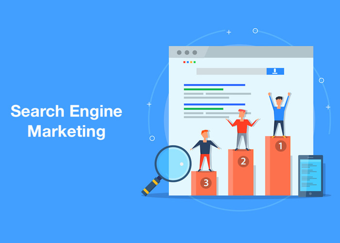 Key concepts of SEM or search engine marketing
