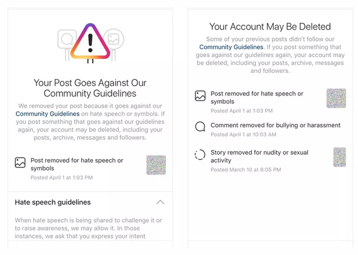 Instagram Rules and Limits: What are the guidelines?