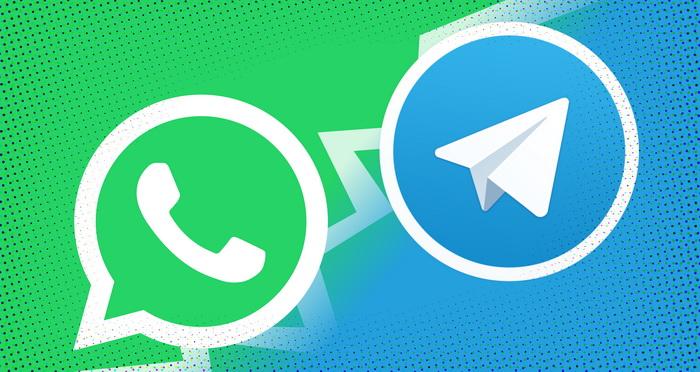 تیک آبی تلگرام