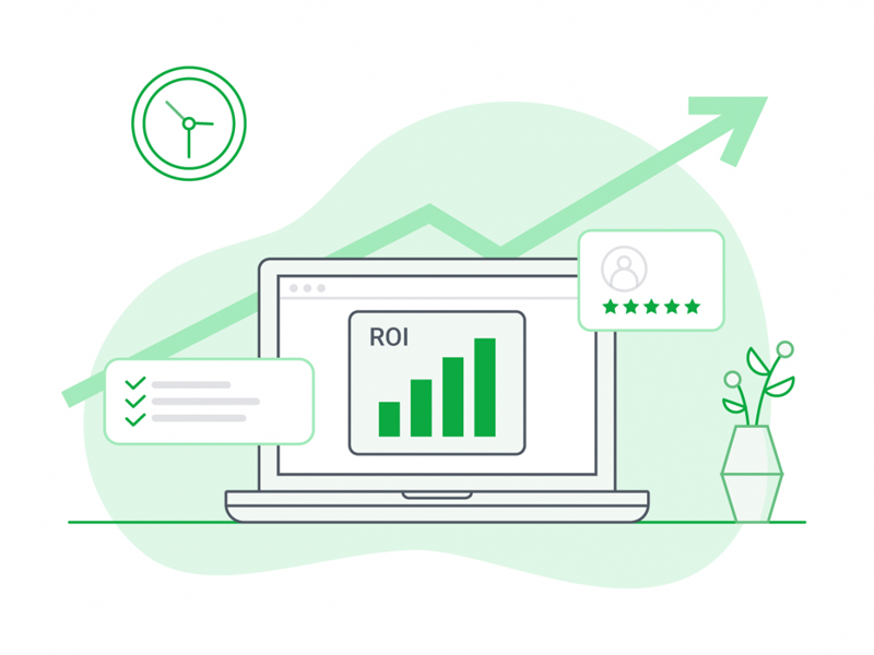 از رپورتاژ آگهی برای افزایش نرخ بازگشت سرمایه ROI استفاده کنید