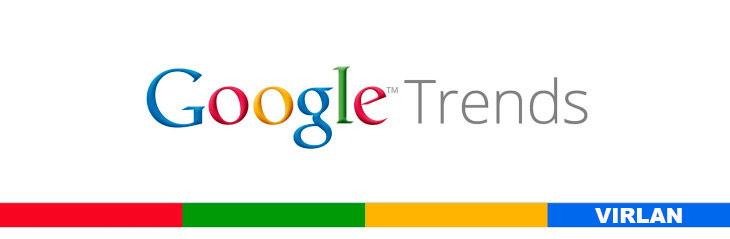 google trends گوگل تریند