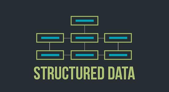 سئو با داده های منظم Structured Data و ریچ اسنیپت rich snippets