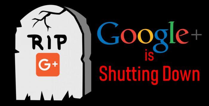 گوگل پلاس بسته شد