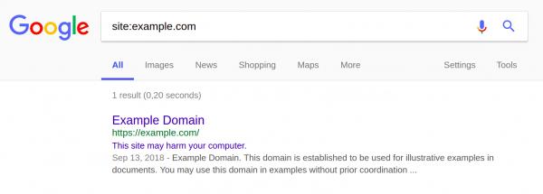 چگونه از جریمه گوگل خارج شویم