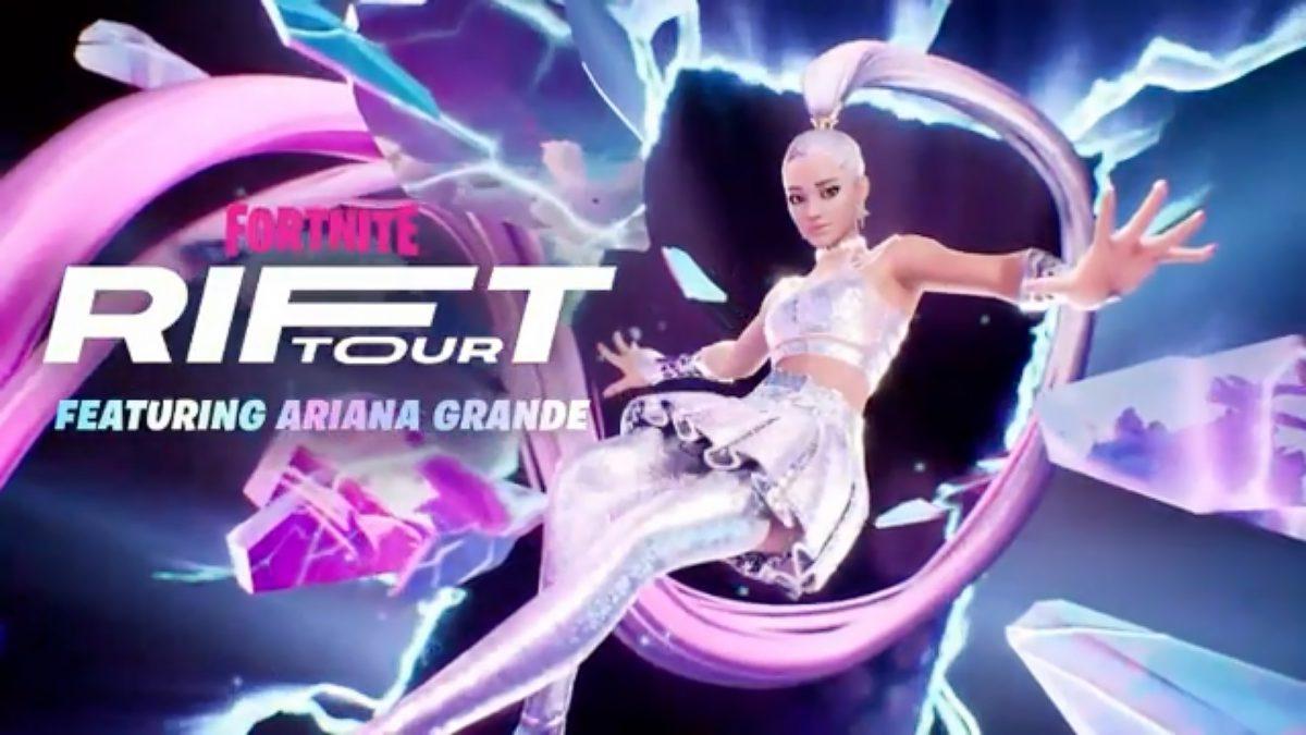Ariana Grande | Fortnite | Epic Games