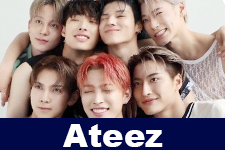 Ateez Is Enjoying Their Biggest Year Yet On Billboard's World Songs Chart