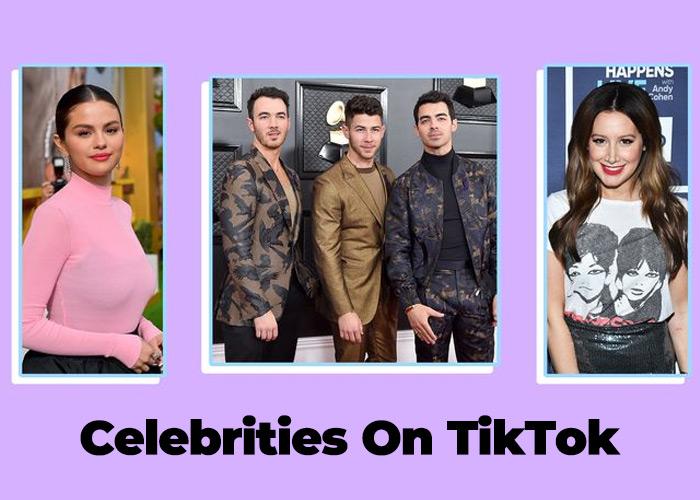 Why are Celebrities On TikTok ?