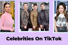 Who is the most famous person on TikTok ? Celebrities On TikTok