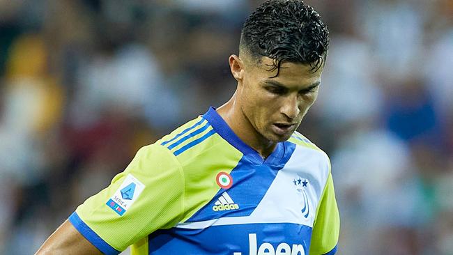 Cristiano Ronaldo leaves Juventus