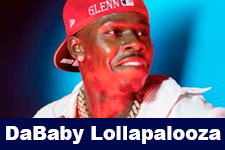 DaBaby booted from Lollapalooza after homophobic comments