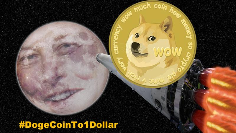 DogeCoinTo1Dollar