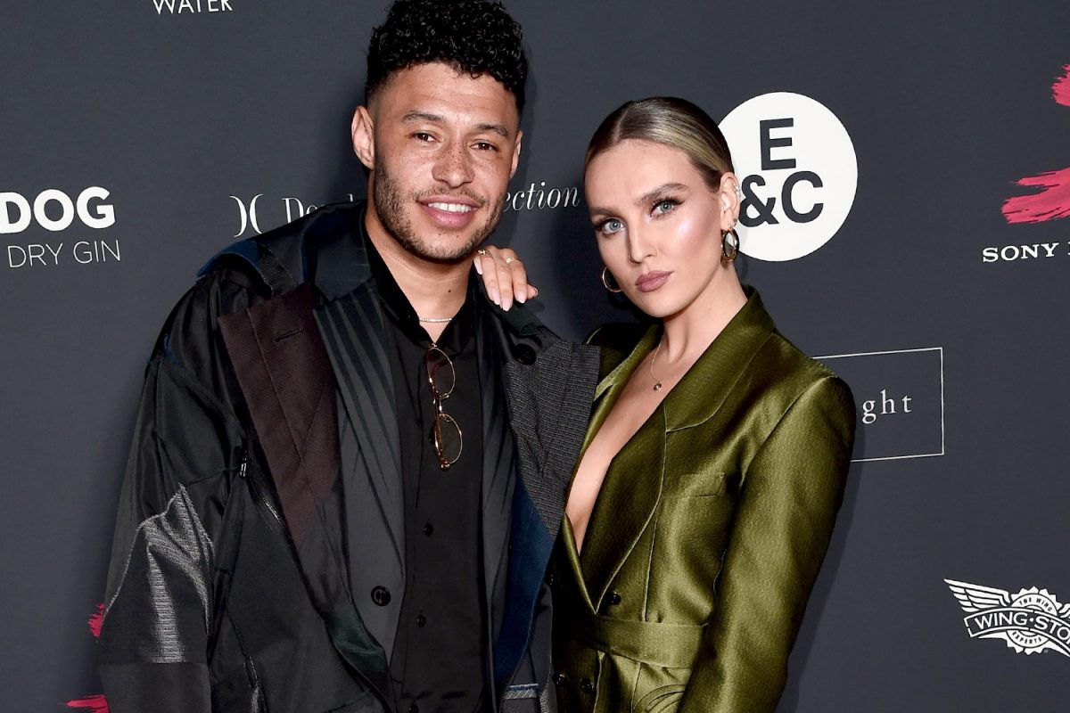 Little Mix's Perrie Edwards Welcomes First Baby: Alex Oxlade-Chamberlain