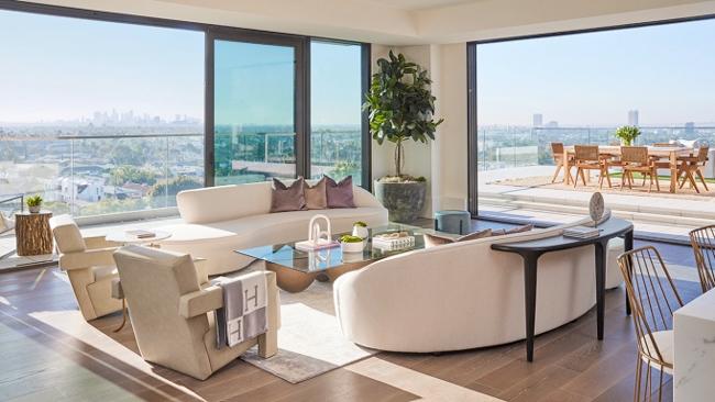 Luxury Condos for Sale in Los Angeles