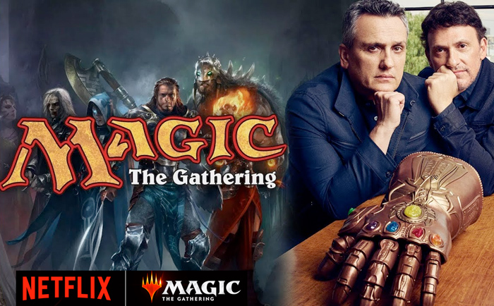 Russo Brothers Exit Netflix's 'Magic: The Gathering' Series. Jeff Kline