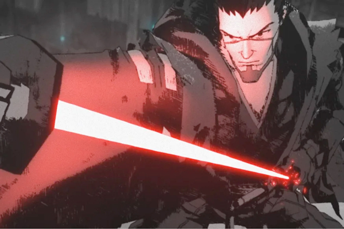 Star Wars Visions anime trailer shows off the Disney+ shows lightsaber action