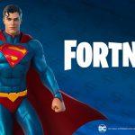 Superman In Fortnite