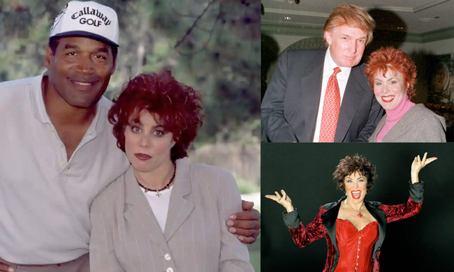 When Ruby Wax Met : excruciating outpourings from OJ Simpson, Donald Trump