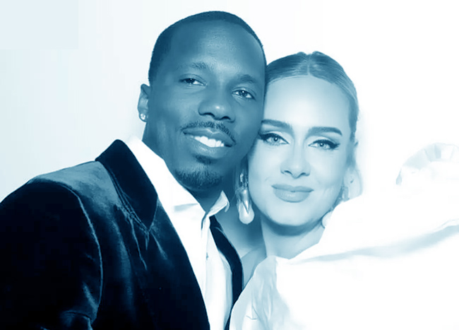 Adele Dating Rich Paul