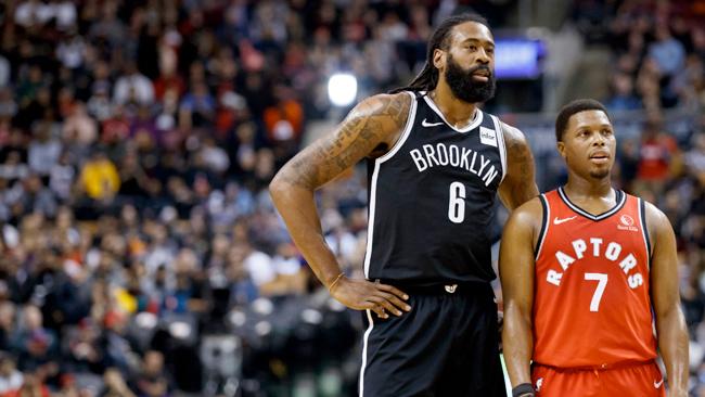 Brooklyn Nets | Detroit Pistons | DeAndre Jordan | Jahlil Okafor