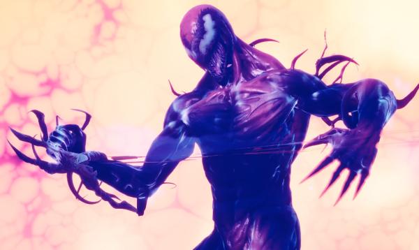 Fortnite Marvel Symbiote Carnage Venom