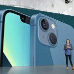 Sierra Blue iPhone 13