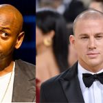 Dave Chappelle and Channing Tatum