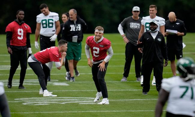 Jets vs. Falcons