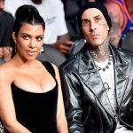 Kourtney Kardashian engaged to boyfriend Travis Barker