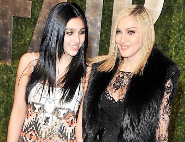 Lourdes Leon, Madonna's daughter
