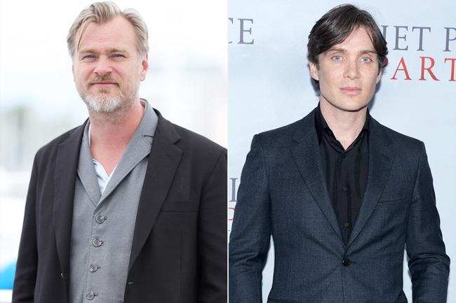 Peaky Blinders star Cillian Murphy reuniting with Christopher Nolan to play Oppenheimer