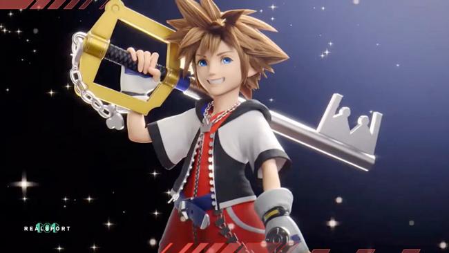 Sora Release Time in Super Smash Bros Ultimate